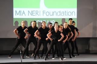 dance raising cancer children