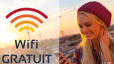 WiFi gratuit en France, mais est-il vraiment gratuit?