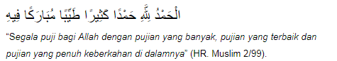 bacaan iftitah