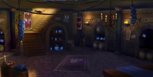 Pirate101 Taverns
