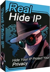 Real Hide IP 4.6.1.8 poster box cover