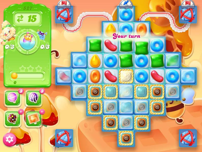 Candy Crush Jelly Saga 527