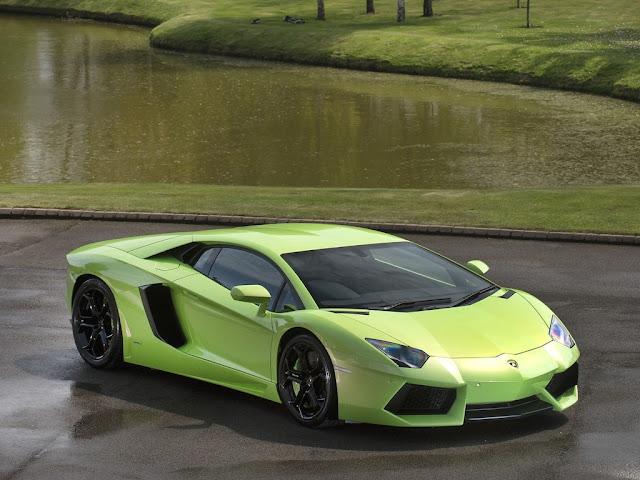 2012 Lamborghini Aventador LP 700-4 for sale at Tom Hartley Jnr for GBP 214,950 - #Lamborghini #Aventador #supercar #tuning #for_sale