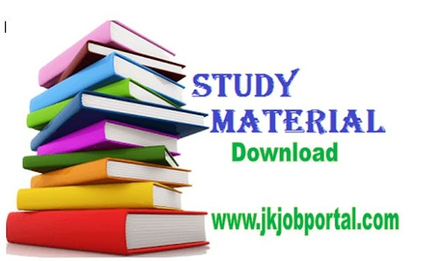 Download Jkssb Study Material Free computer portion
