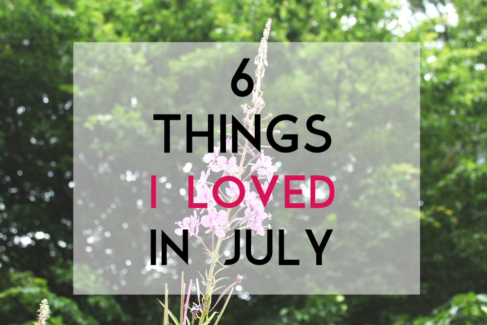 6 Things I Loved In July, favourites, lifestyle, fitness, fitbit, pokemon go, asana, skincare
