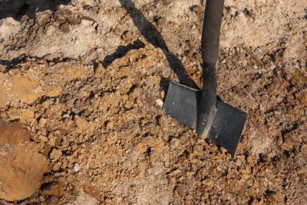 Schop in grond voor glasvezel in dalfsen glasvezel nieuws for 0 4 soil carbon