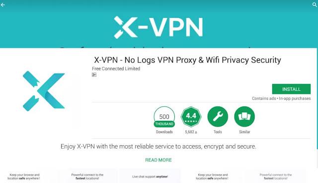 X VPN
