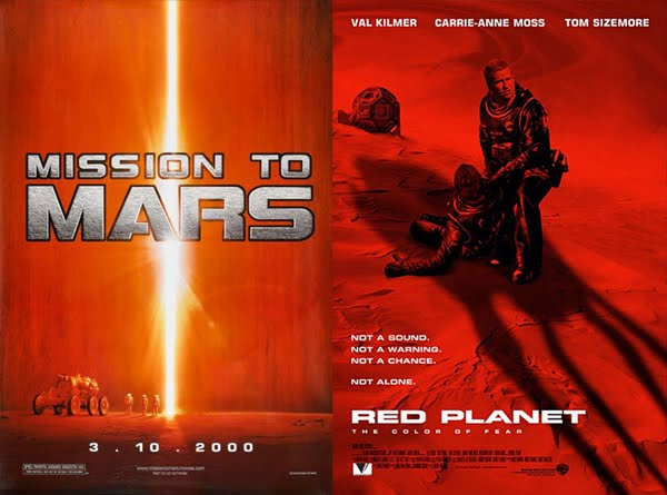 CommentaramaFilms Guest Review Mission to Mars 2000 vs