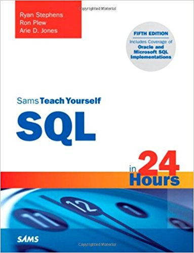 5 Free SQL Books For Beginners and Experienced - Download