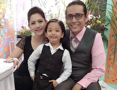 Radja Nasution Pemeran Roni Cinta Suci SCTV