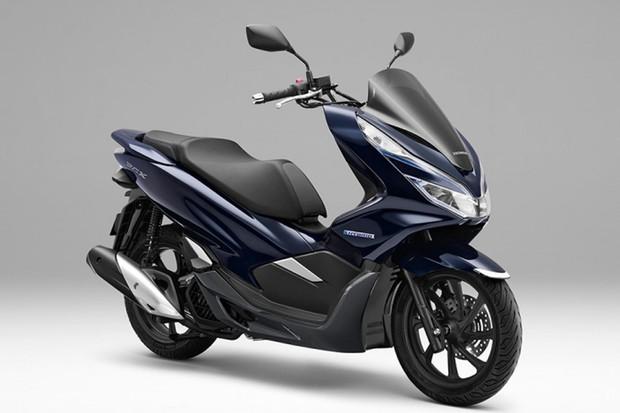 Honda PCX Hybrid: início de vendas em Setembro - Japão