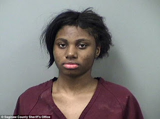 Teenage girl charged for raping 19 year old man