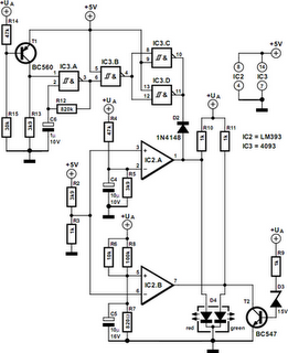 Monitor Circuit Diagram