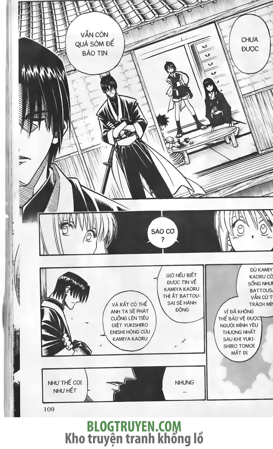 Rurouni Kenshin chap 212 trang 15