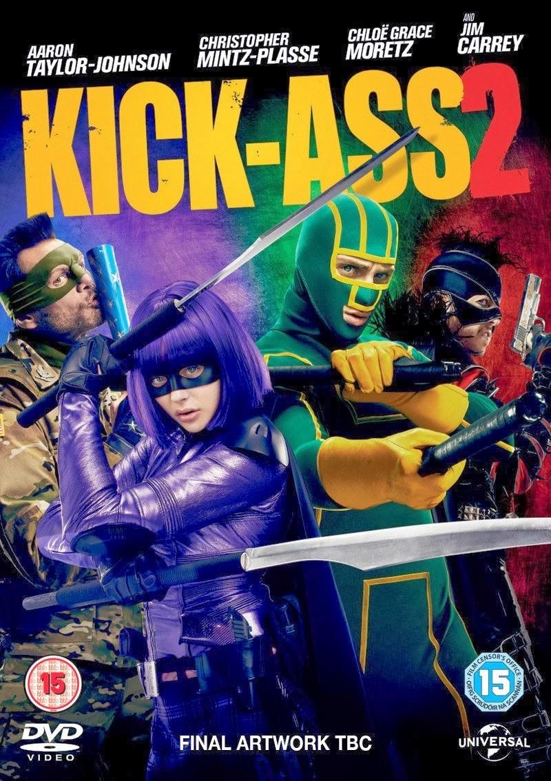 Kick Ass 2 เกรียนโคตรมหาประลัย 2 [HD]
