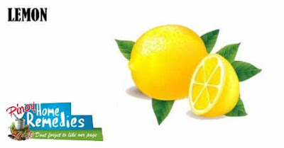 Home Remedies To Get Rid Of Chest Acne: Lemon