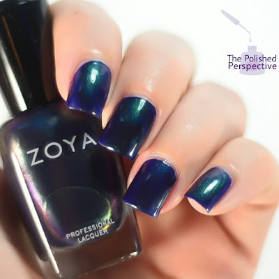 zoya oliveria swatch