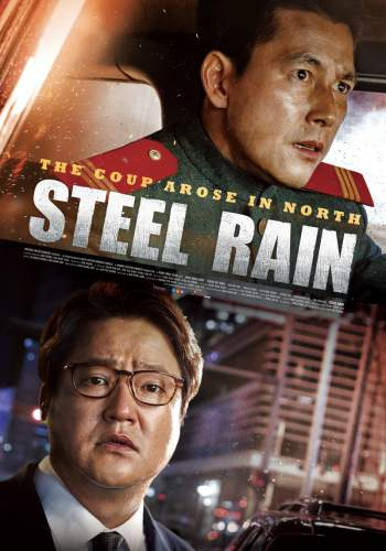Steel Rain Torrent – WEB-DL 720p/1080p Dual Áudio