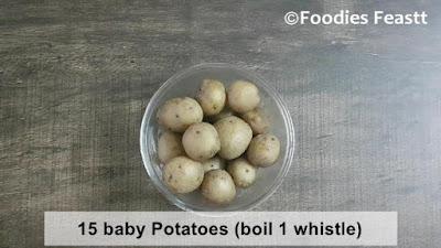 Punjabi Dum Aloo Restaurant Style Recipe