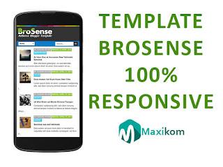 Download Template Brosense - Gratis