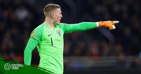 Phong độ ấn tượng tại World Cup 2018 của Pickford