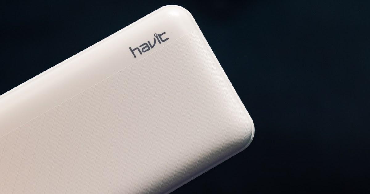 輕巧雙 USB 行動電源 Havit 海威特 H584 輕巧好攜帶 快速補給電力 旅行必備行動電源 - 出發吧! 沃爾夫.