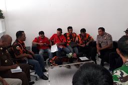Pengamanan Aksi Unjuk Rasa Pemuda Pancasila Berjalan Kondusif