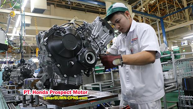 Lowongan Kerja PT. Honda Prospect Motor Paling Baru Januari 2018