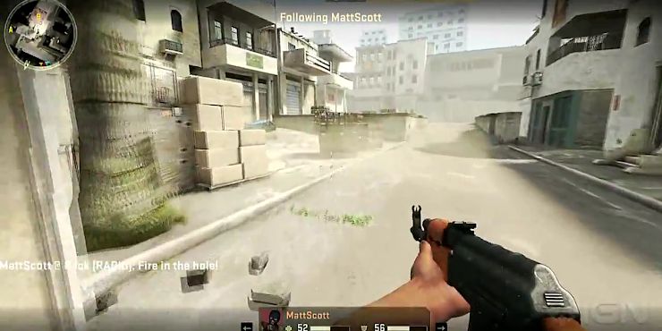 Download Game PC Counter Strike: Global Offensive