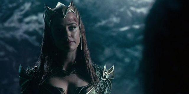 El director de Justice League, Zack Snyder, vendió a Amber Heard en Aquaman