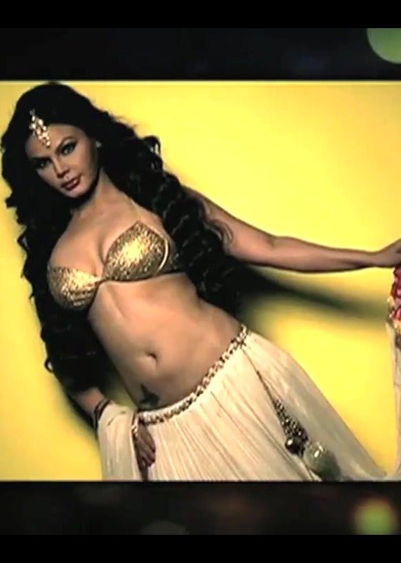 Rakhi Sawant In Bikini Hot Photo Shoot - Sabwoodcom-7033