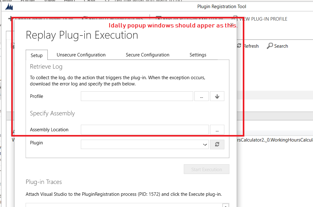 Thusitha's Blog: Plugin Registration Tool : Not working properly