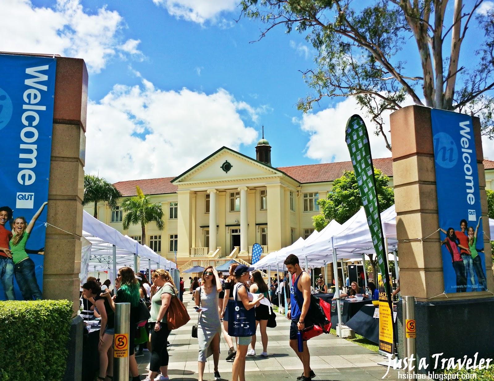 澳洲-布里斯本-留學-昆士蘭科技大學-QUT-Brisbane-Study