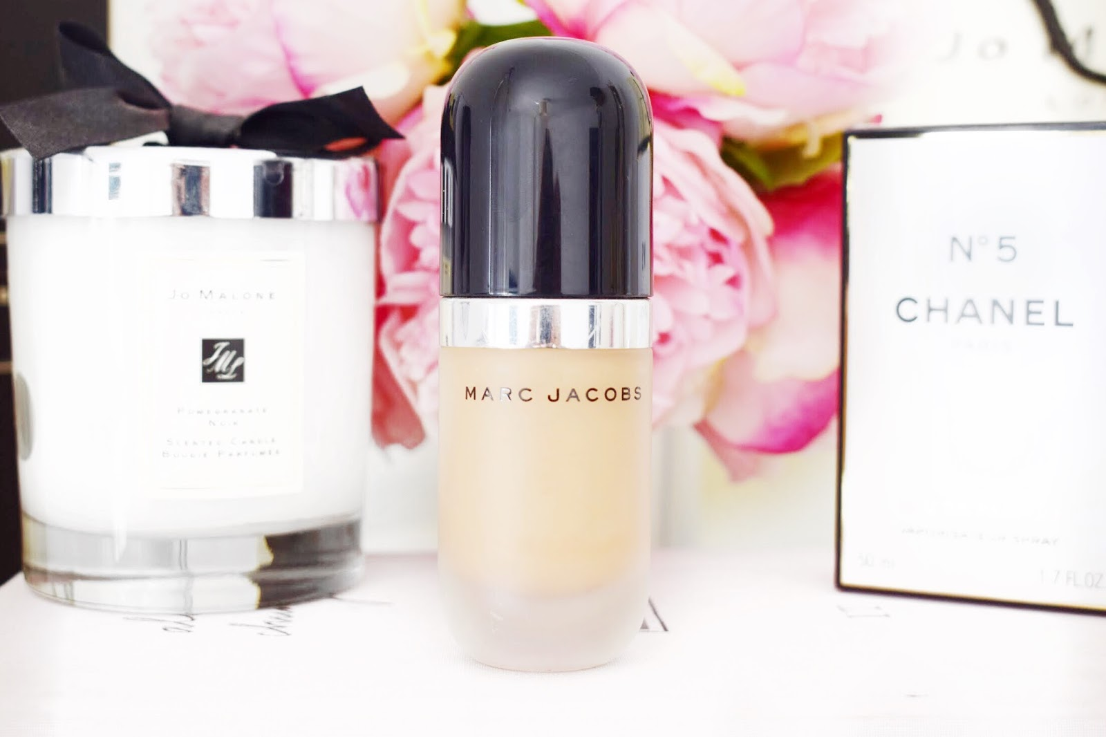 Marc Jacobs Remarcable Foundation Review Fashion And Beauty Blog