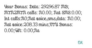 How To Get 29GB MTN Data With Just N1,000
