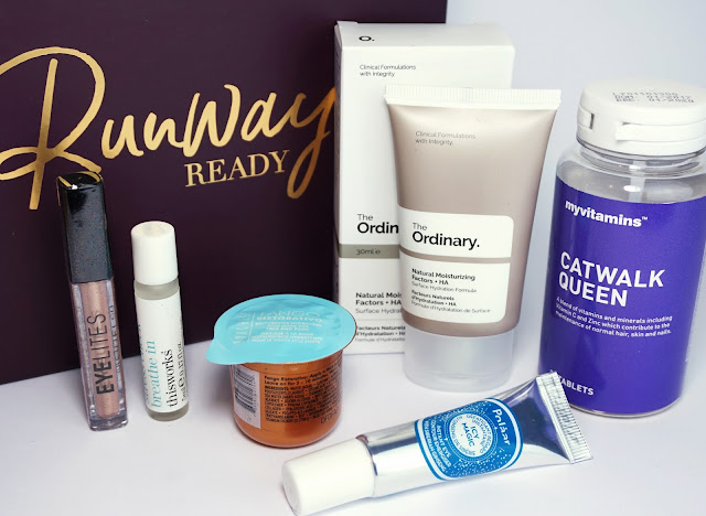 LookFantastic - Beauty Box (Runway Ready - Februar 2017)