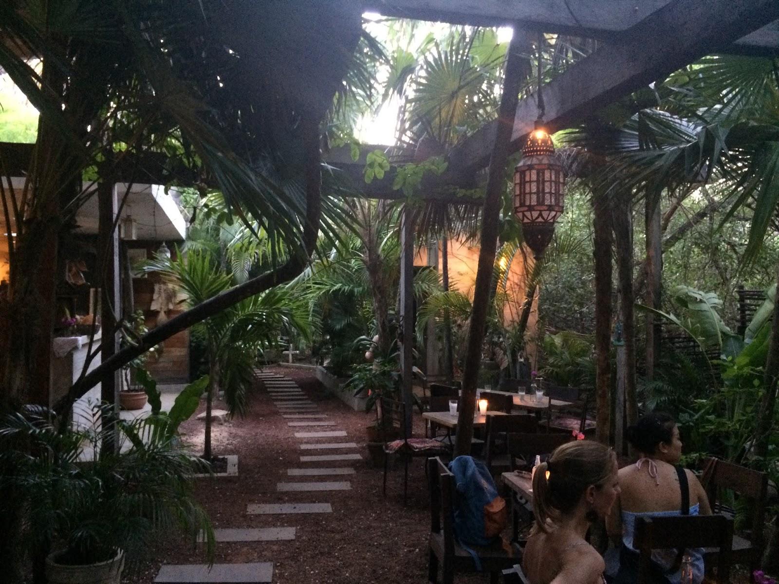 Hartwood Restaurant Tulum Ny Times