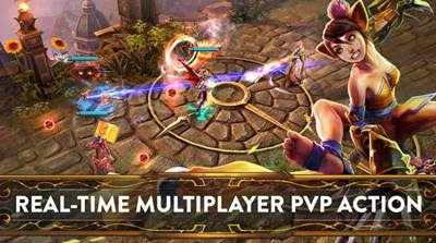 Download VainGlory APK Full Data - Game MOBA Android Terbaik Gratis Terbaru