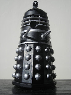 TV21 Comics Black Dalek Doctor Who Custom Character Options Zeg