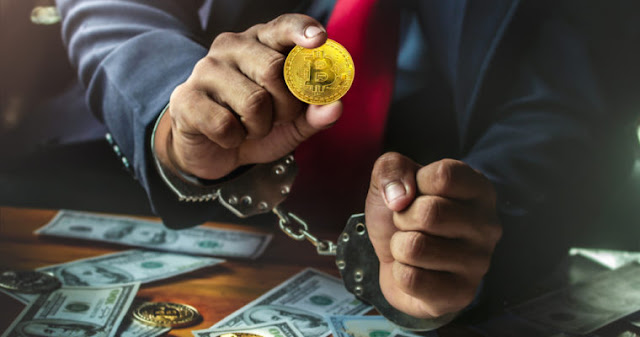 Bitcoin Ponzi Scheme Founder Slapped with $2.5 Million Fine