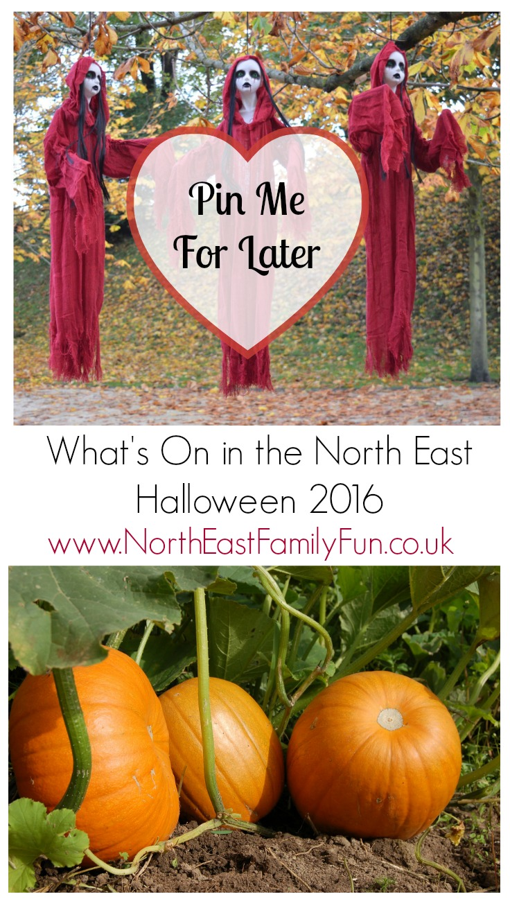 What's on in the North East - Halloween 2016