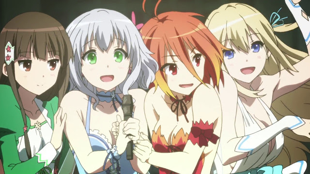Amagi Brilliant Park + OVA BD Batch Subtitle Indonesia