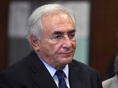 DSK plaide non coupable