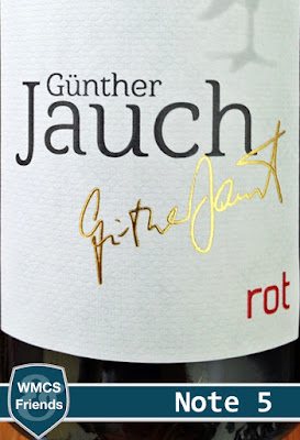Günther Jauch Cuvée rot