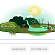 Earth Day 2013 Animated Google Doodle