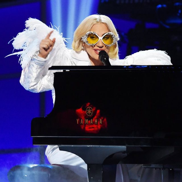 PREVIEW: Lady Gaga's Elton John Grammys Salute Tribute