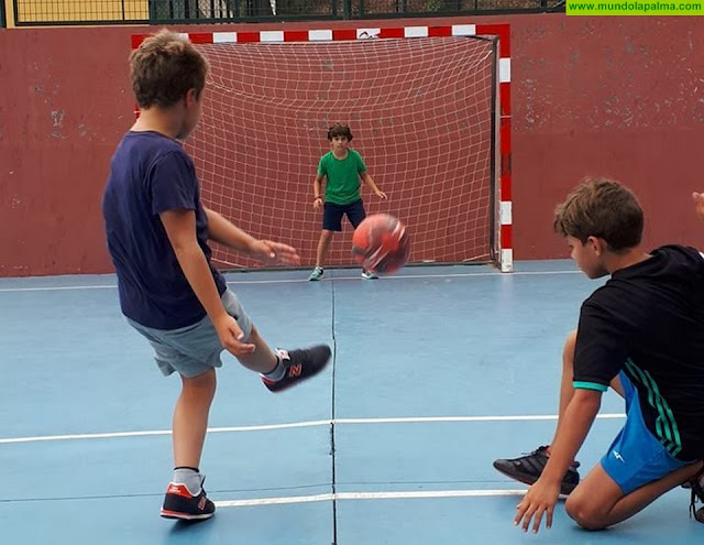 """""""Fitters Tecnificación Deportiva"""" realiza un importante cambio en las estructuras del futbol base en la Isla de La Palma"""