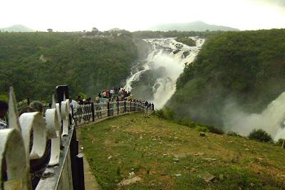 old banyan tree, Mandya District, Shivanasamudra, Kaveri, Cauvery, Gaganachukki, Karnataka, Old Mysore, Mysore state, Waterfalls, waterfall, Karnataka river, Karnataka waterfall