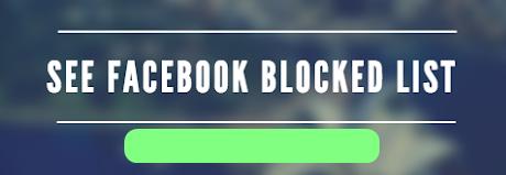 See Block List Facebook