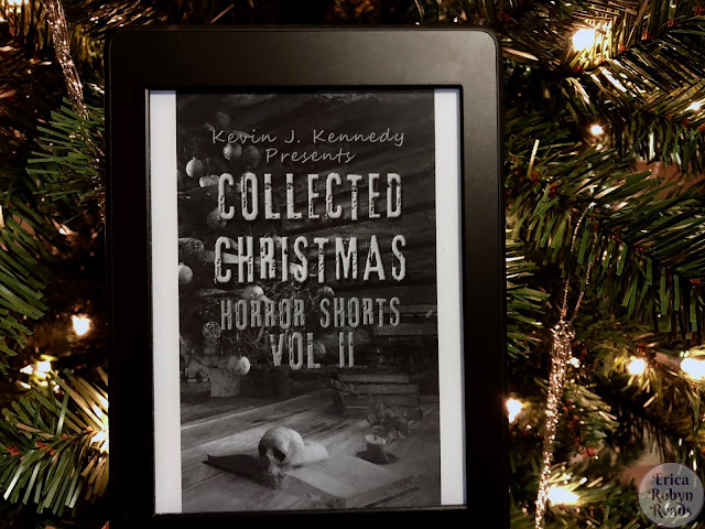 Short Story Review of Collected Christmas Horror Shorts 2 by Kevin J. Kennedy